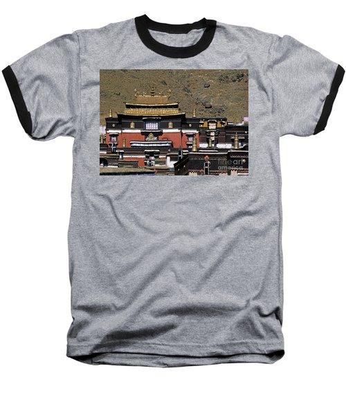Tibet_110-6 Baseball T-Shirt