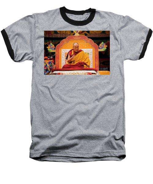 Tibetan_d130 Baseball T-Shirt