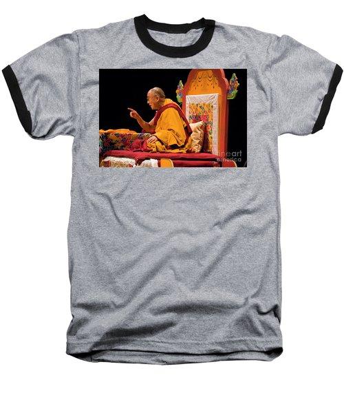 Tibetan_d149 Baseball T-Shirt
