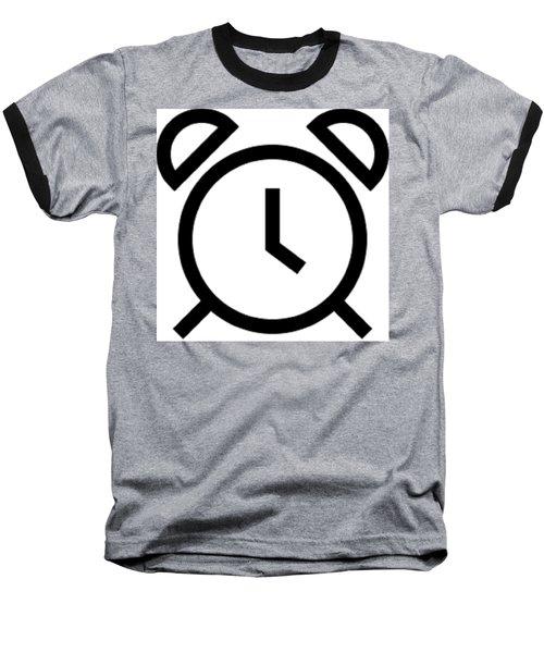 Tick Talk Baseball T-Shirt by Now