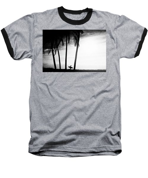 Ticla Palms Baseball T-Shirt