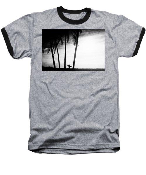 Ticla Palms Baseball T-Shirt