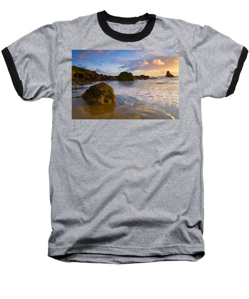 Tidal Flow Baseball T-Shirt