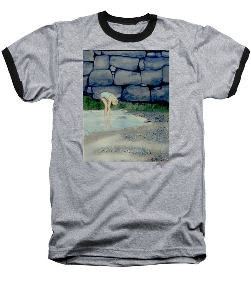 Tidal Pool Treasures Baseball T-Shirt