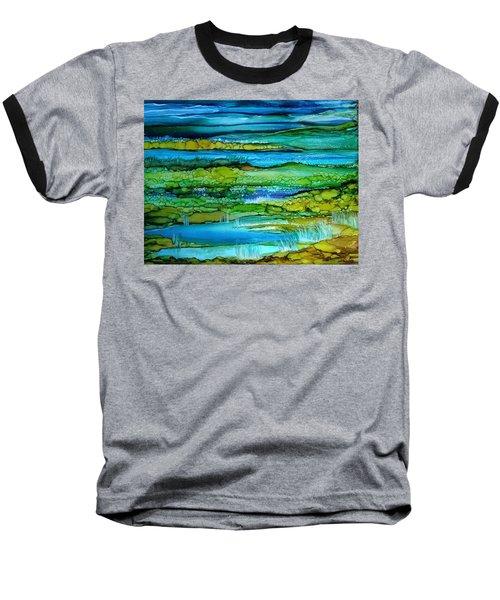 Tidal Pools Baseball T-Shirt