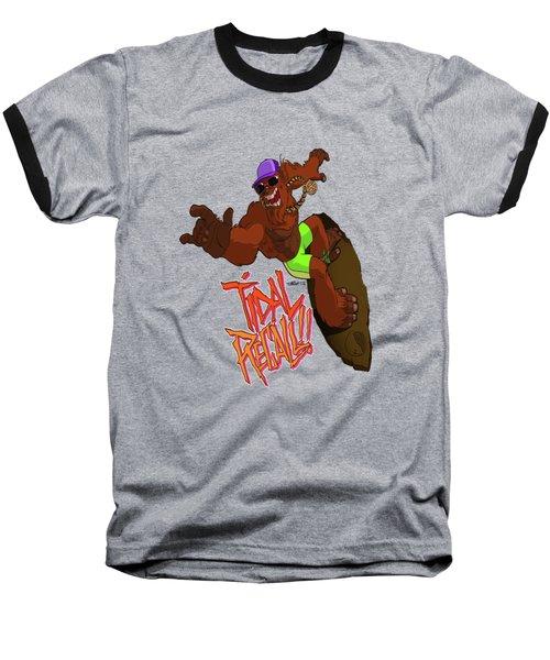Tidal Recall  Baseball T-Shirt