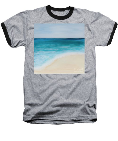 tide Coming In Baseball T-Shirt