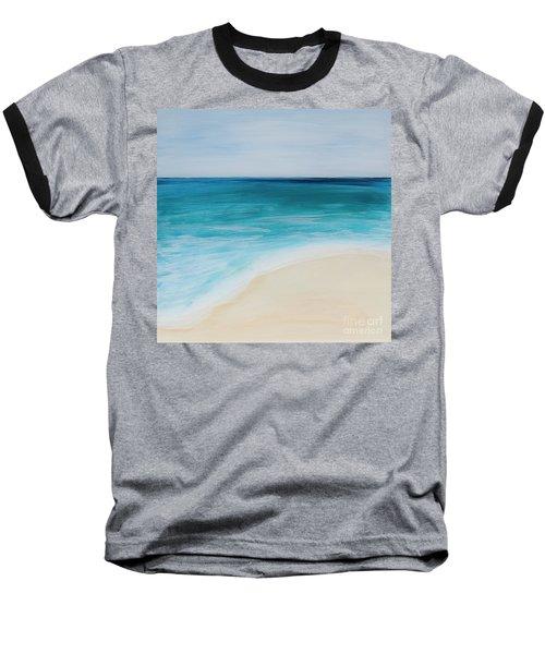 tide Coming In Baseball T-Shirt