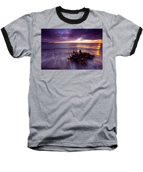 Tide Driven Baseball T-Shirt