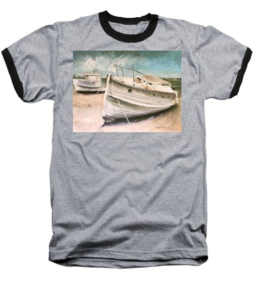 Tide Is Out Baseball T-Shirt