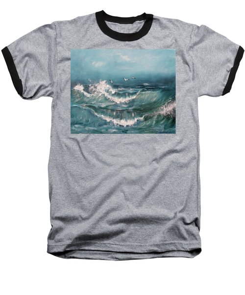Tide Baseball T-Shirt