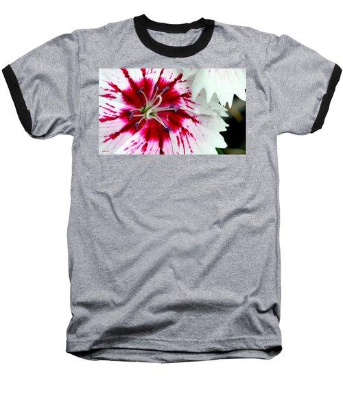 Tie-dye Pallette Baseball T-Shirt
