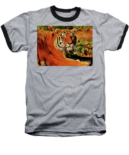 Tiger 22218 Baseball T-Shirt