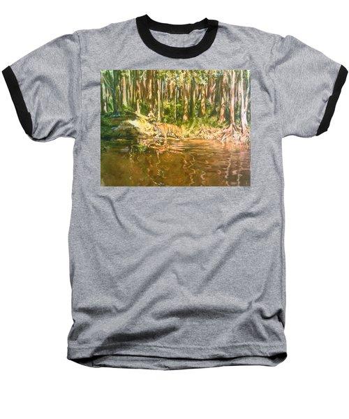 Tiger Lake Baseball T-Shirt