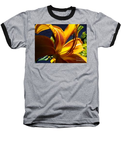 Tiger Lily Baseball T-Shirt