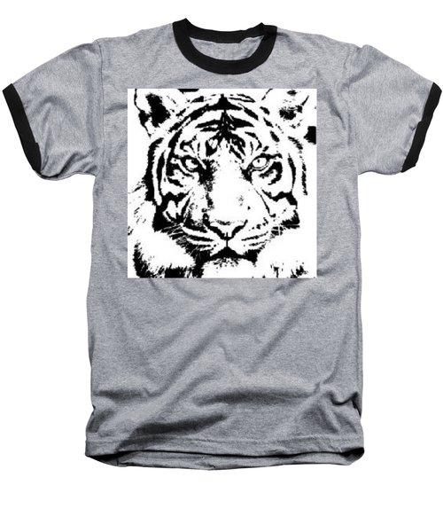 Tiger Baseball T-Shirt
