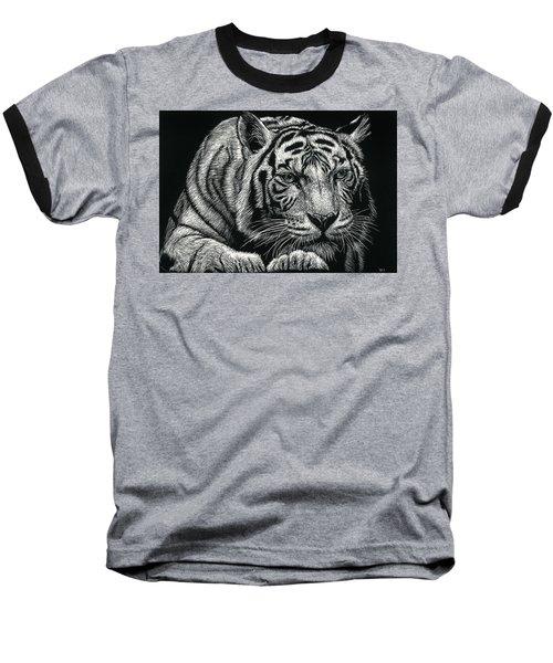 Tiger Pause Baseball T-Shirt