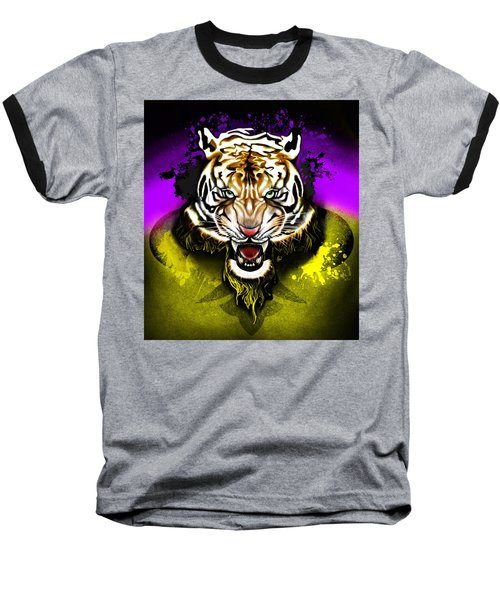 Tiger Rag Baseball T-Shirt