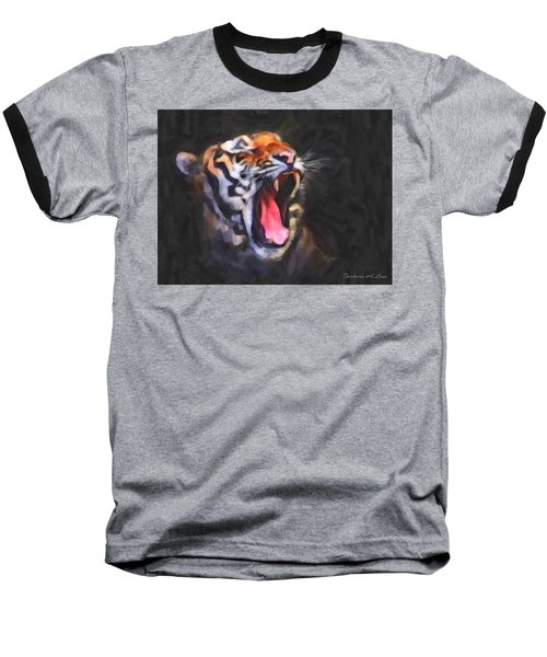 Tiger Roar Baseball T-Shirt