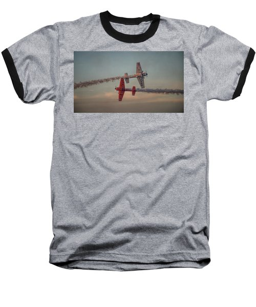 Tiger Yak 55 Baseball T-Shirt
