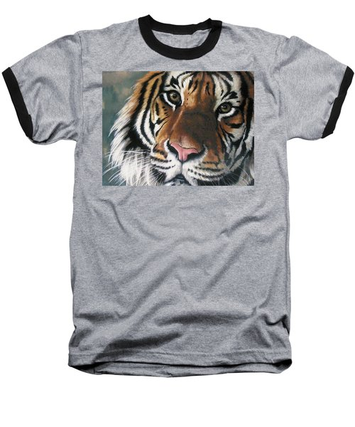 Tigger Baseball T-Shirt by Barbara Keith