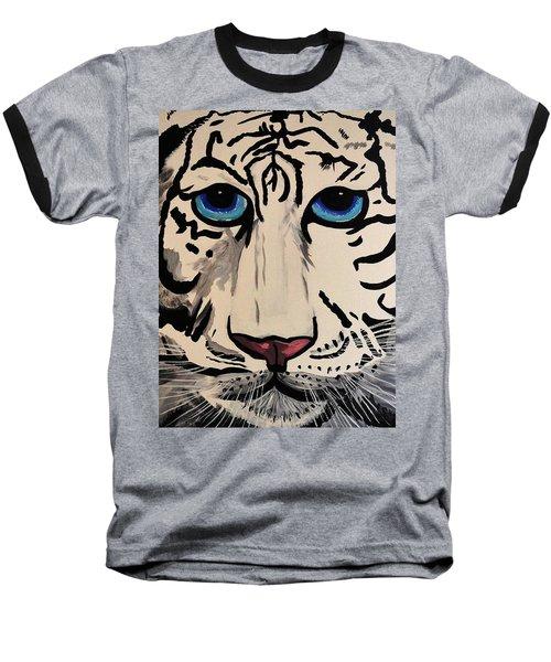 Tigger Baseball T-Shirt by Nora Shepley
