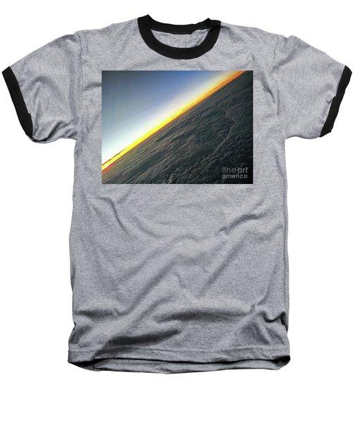 Baseball T-Shirt featuring the photograph Tilt Horizon by Robert Knight
