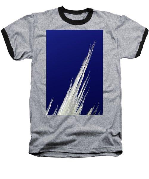 Tilted Ice Baseball T-Shirt