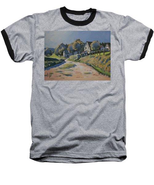 Timbered Houses In Terziet Baseball T-Shirt
