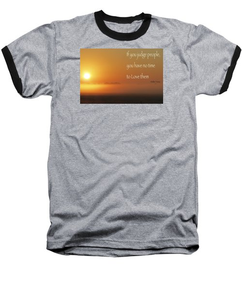 Time Adusted Baseball T-Shirt by David Norman