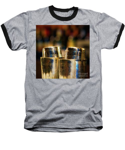 Time For A Cocktail Baseball T-Shirt