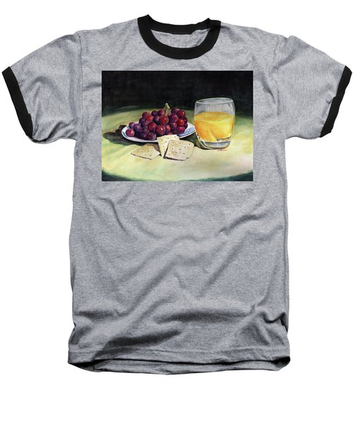 Time For A Snack Baseball T-Shirt