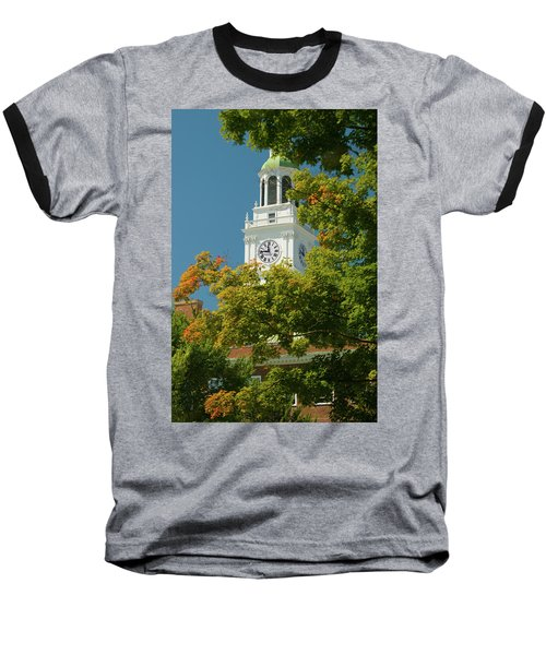Time For Autumn Baseball T-Shirt