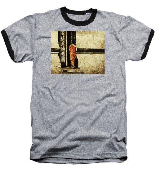 Time For Prayer Baseball T-Shirt
