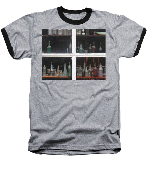 Time In A Bottle Baseball T-Shirt