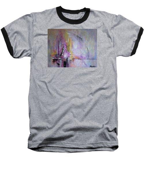 Time Lapse Baseball T-Shirt by Roberta Rotunda