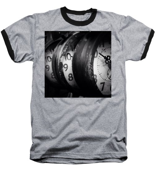 Time Multiplies Baseball T-Shirt