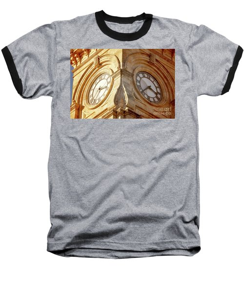 Time On My Side Baseball T-Shirt