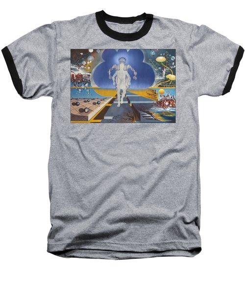 Time Runner Baseball T-Shirt