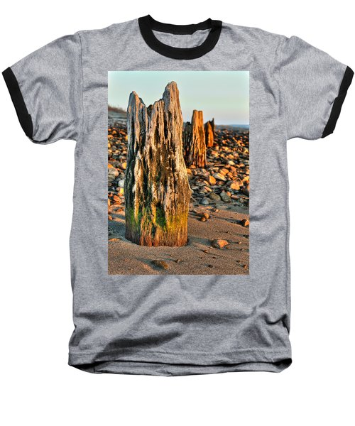 Time Stands Still Baseball T-Shirt