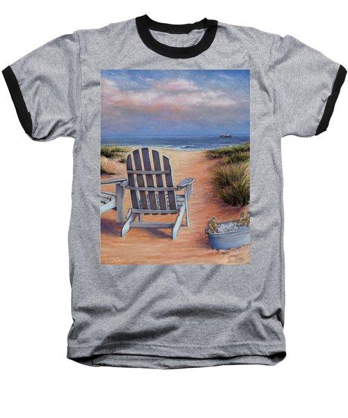 Time To Chill Baseball T-Shirt