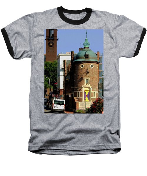 Time To Face The Harvard Lampoon Baseball T-Shirt