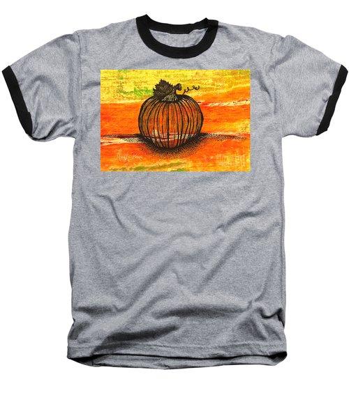 Time To Get Pumkin Baseball T-Shirt