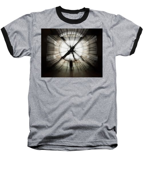 Time Waits For None Baseball T-Shirt