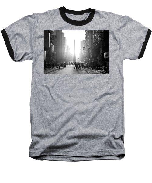 Timeless Buenos Aires Baseball T-Shirt