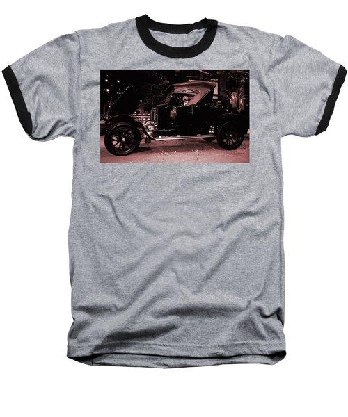 Timeless Classic Baseball T-Shirt
