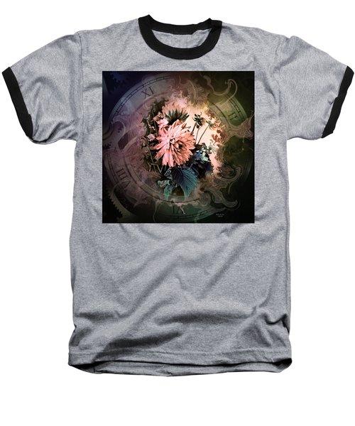 Timeless Dahlia Baseball T-Shirt