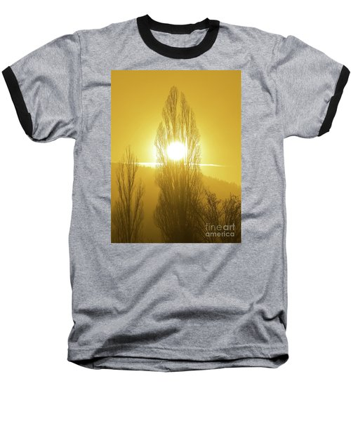 Timeless Globe Baseball T-Shirt