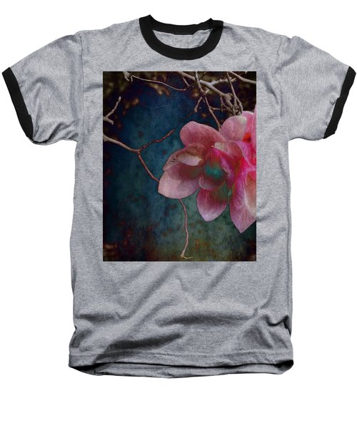 Timeless - Magnolia Blossoms  Baseball T-Shirt