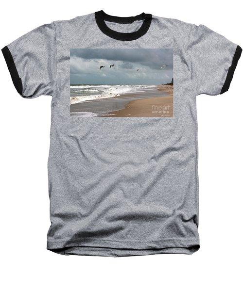 Timeless Baseball T-Shirt by Megan Dirsa-DuBois